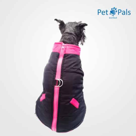 Chaleco deportivo dog sport rosa