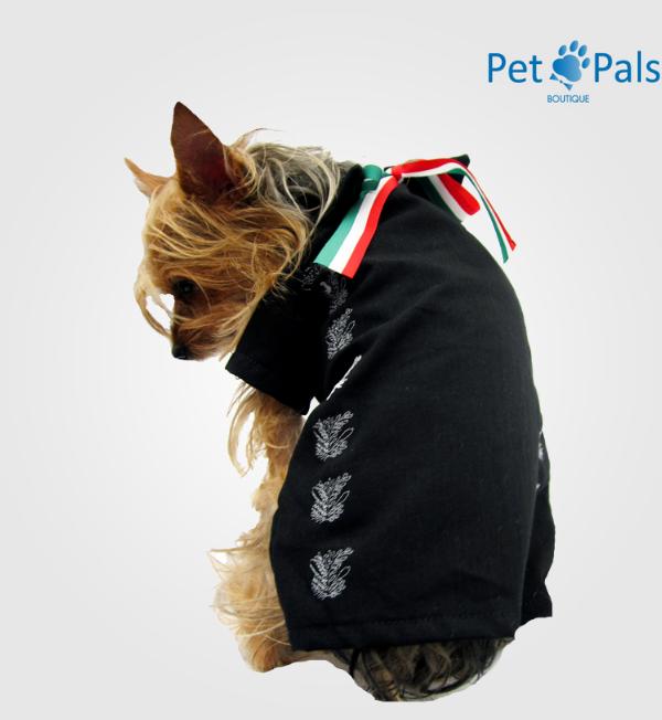 Camisa de Charro para Perro