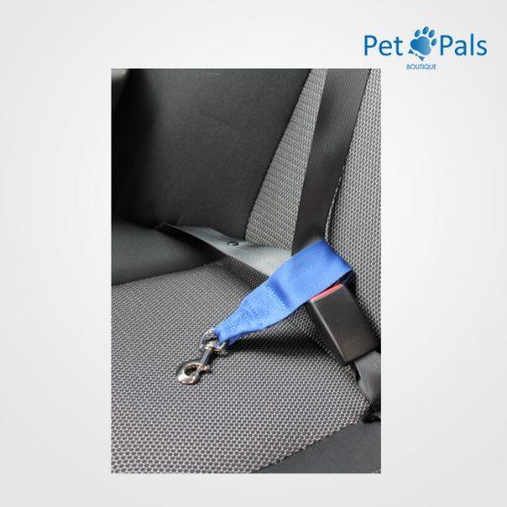 broche auto azul