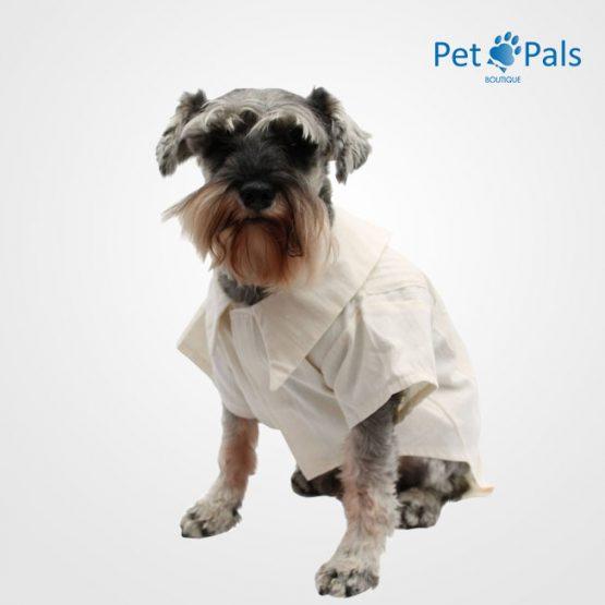 guayabera beige perry