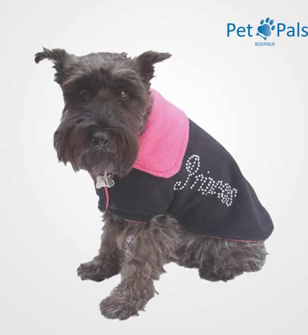 Capa bordada para perro Pet Pals Boutique