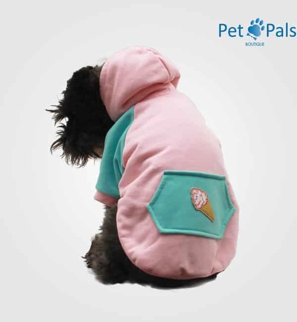 Sudadera para perro Candy hoodie