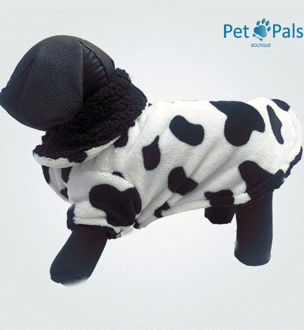 Chamarra de vaca