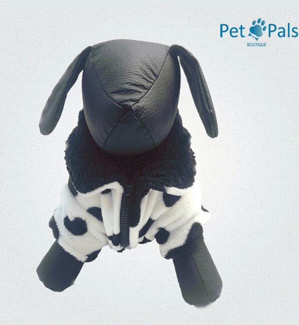 Chamarra de vaca para perro 2